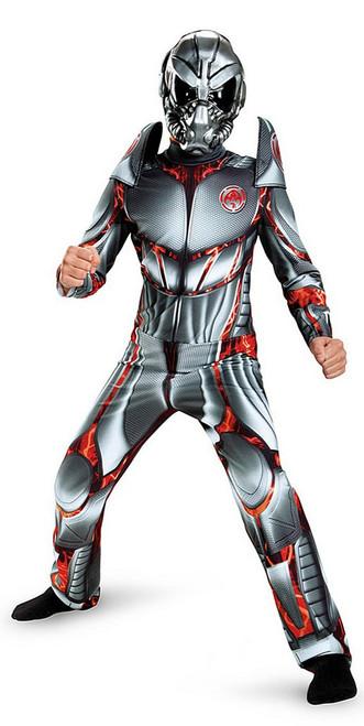 Alien Warrior Classic Costume