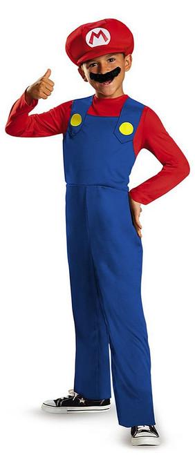 Mario Classic Costume