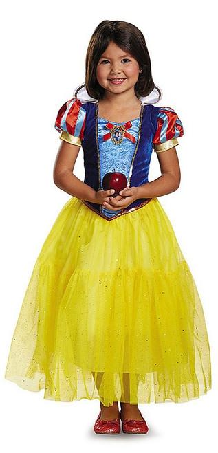 Snow White Girls Princess Costume