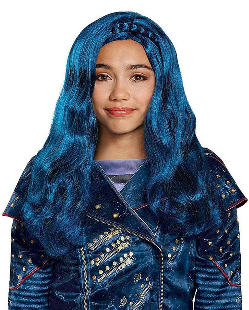 Evie Descendants Isle Wig