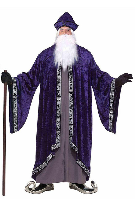 Grand Wizard Costume Plus
