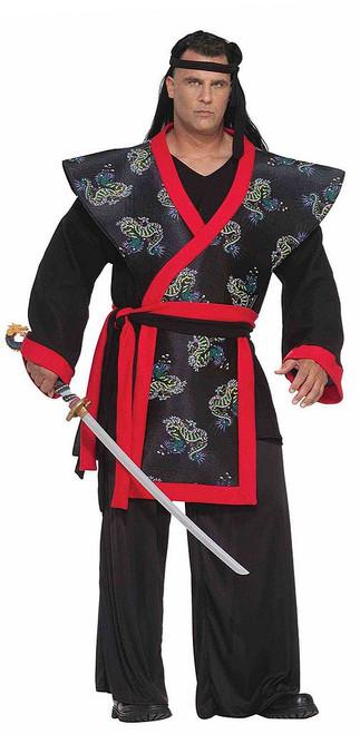 Super Samurai Costume Plus