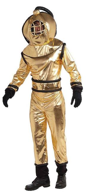 Deep Sea Diver Costume
