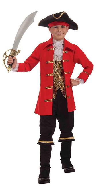 Captain Cutlass Pirate Costume