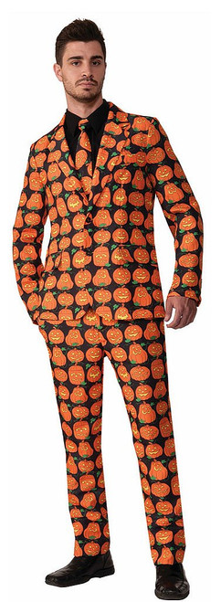 Pumpkin Suit & Tie Costume