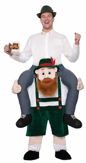 Beer Buddy Costume