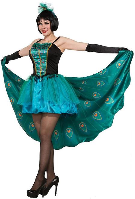 Pretty In Peacock Costume