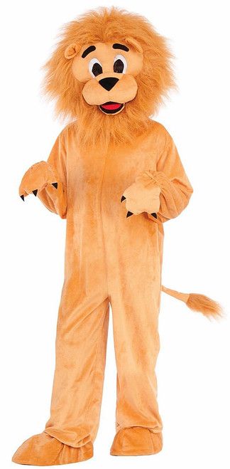 Boys Lion Mascot Costume