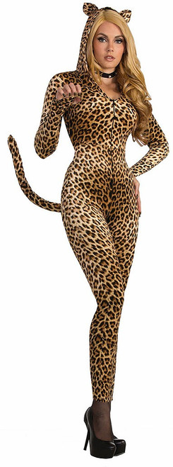 Sly Leopard Costume