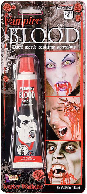 Makeup Blood Tube