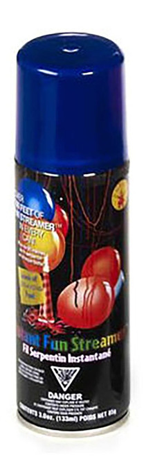 Blue Party String 3 Ounce