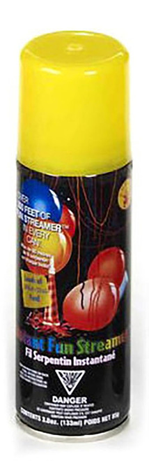 Yellow Party String 3 Ounce