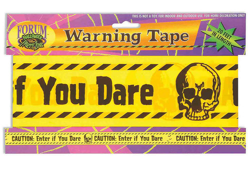 Fright Tape 20 Feet