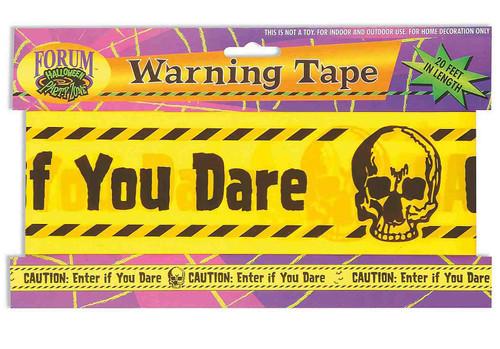 Fright Tape 20 Feet
