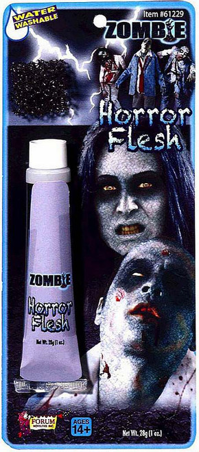 Horror Makeup Grey Flesh
