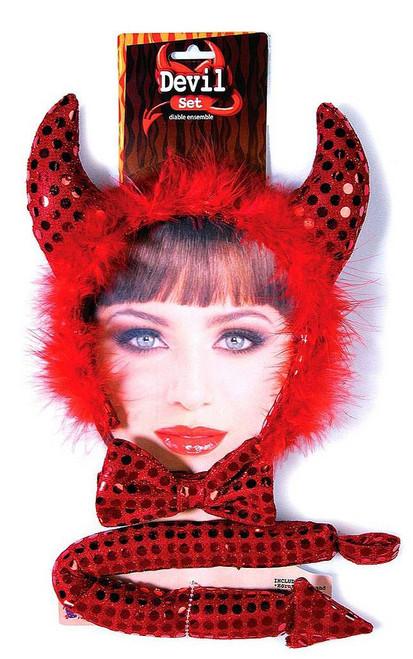 Red Devil Dress Up Kit