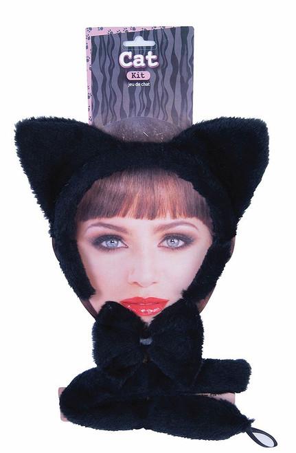 Black Cat Dress Up Kit