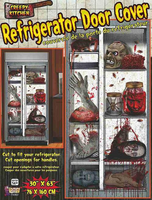 Refrigerator Door Cover