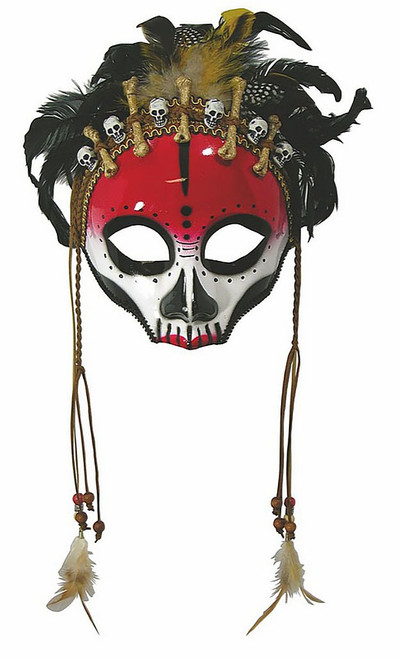 Voodoo Face Mask