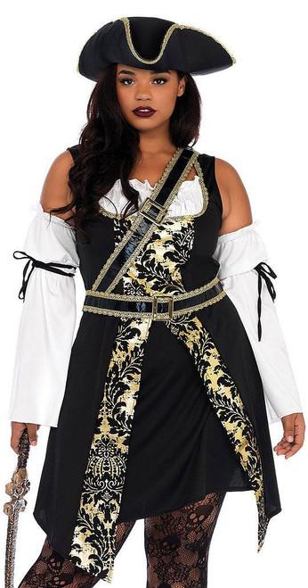Black Sea Buccaneer Dress