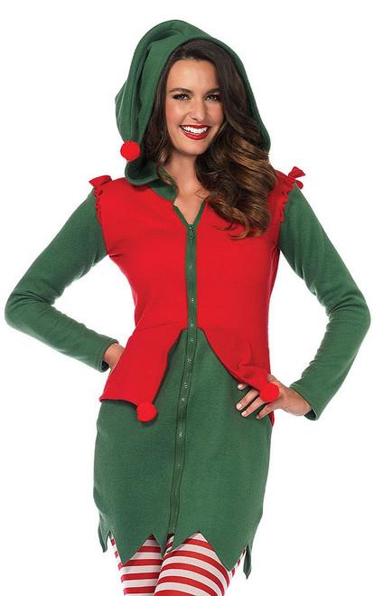 Cozy Christmas Elf