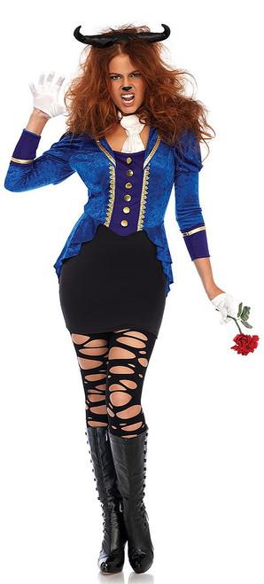 Womens Beautiful Beast Costume