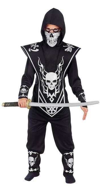 Silver Skull Lord Ninja