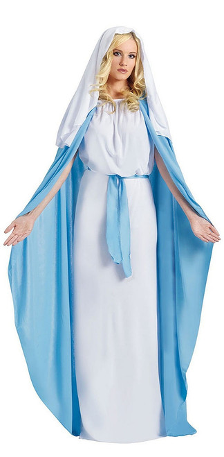 Biblical Mary Womens Costume