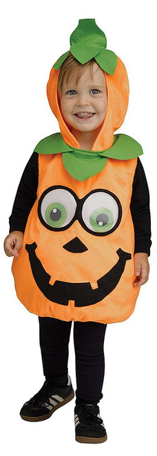 Googly Eye Pumpkin Tunic