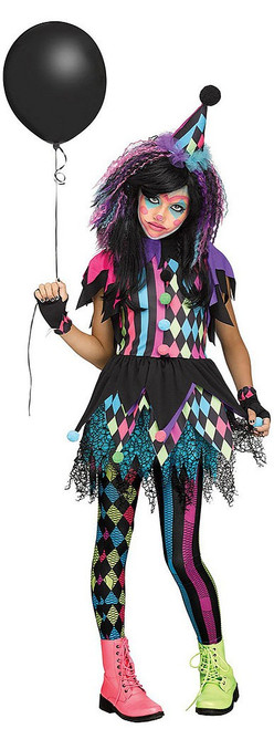 Twisted Circus Girls Costume