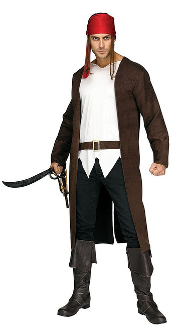 Ahoy Matey! Adult Costume