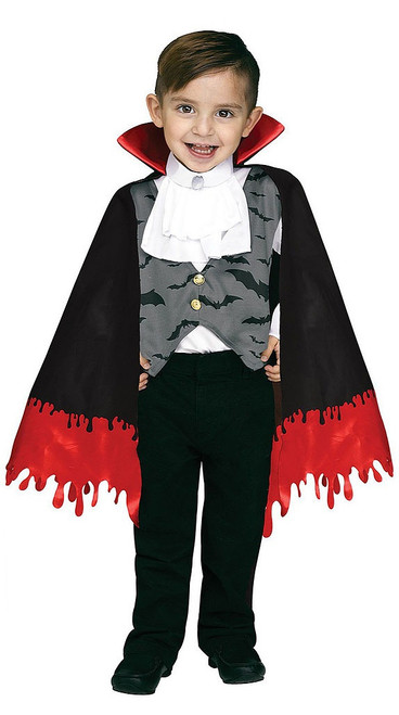 Count Crypt Toddler Costume
