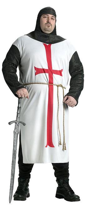 Plus Size Templar Knight