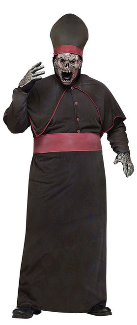 Zombie High Priest Plus