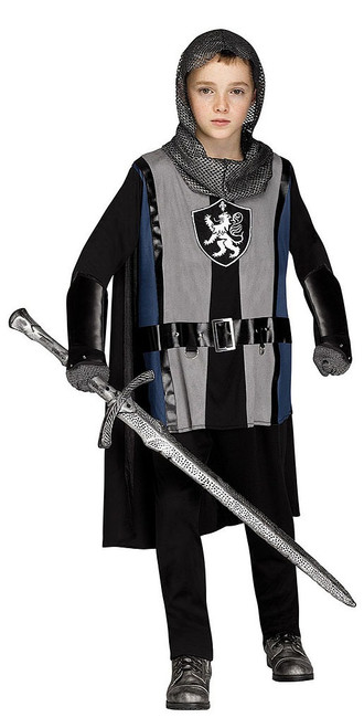 Lionheart Knight Boys Costume