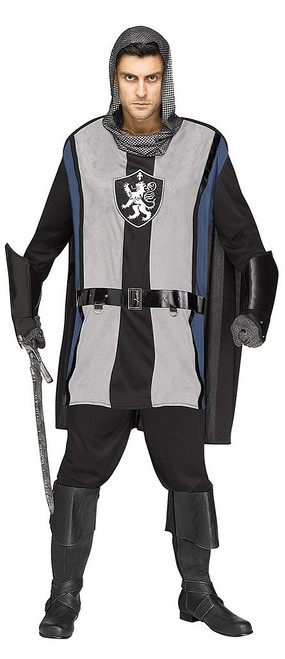 Lionheart Knight Mens Costume
