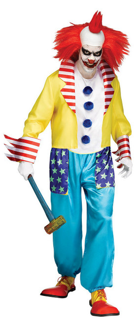 Wicked Clown Master Costume