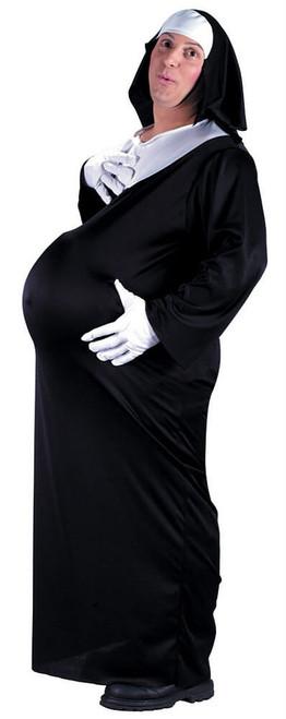 Pregnant Nun Costume