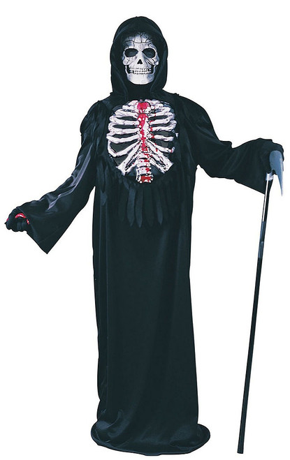 Bleeding Skeleton Boys Costume