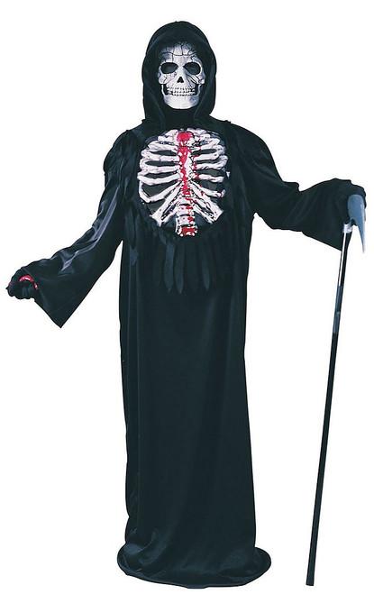 Bleeding Skeleton Boys Costume
