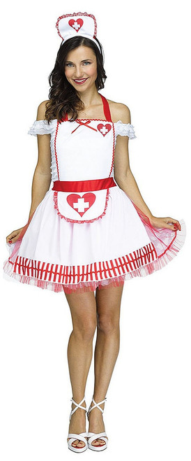 Nurse Apron & Headband