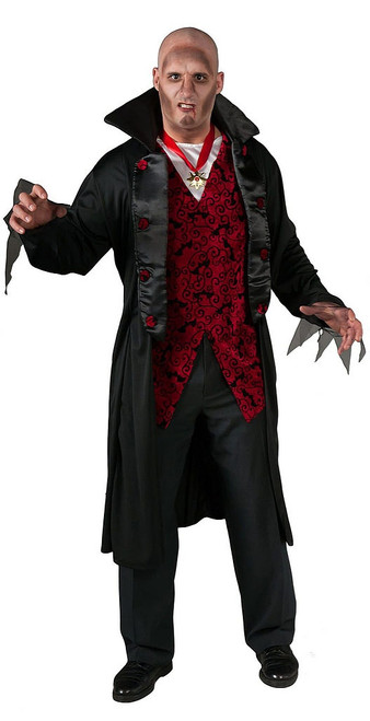 Royal Vampire Plus Size