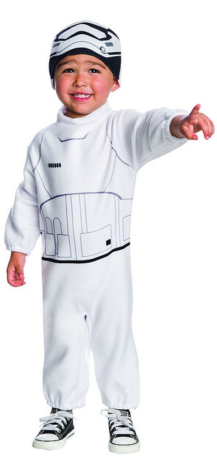 Toddler Stormtrooper Costume