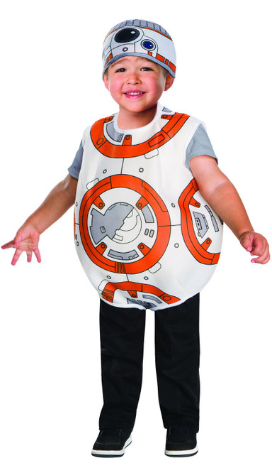 Toddler Bb8 Star Wars Costume