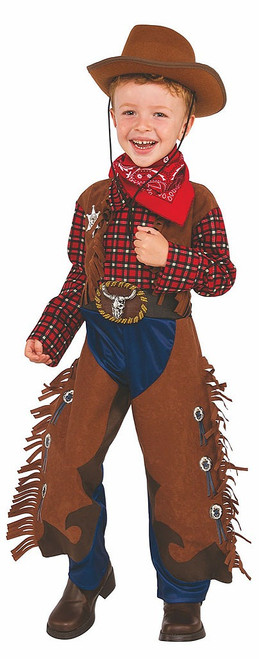 Little Wrangler Toddler Costume