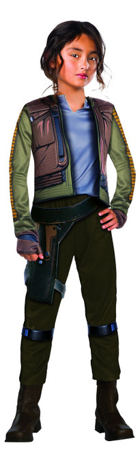 Jyn Erso Girls Costume
