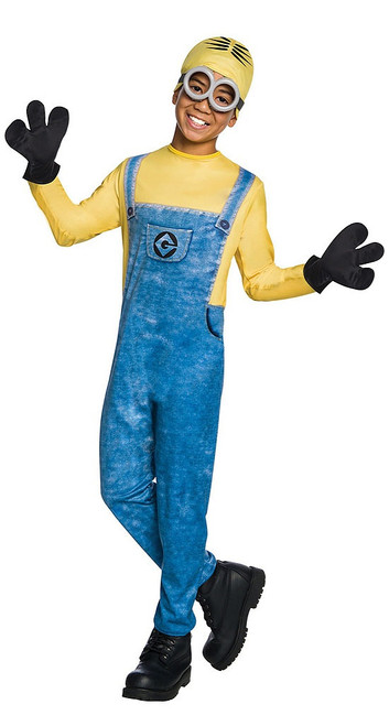 Minion Dave Boys Costume