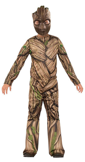 Boys Groot Costume