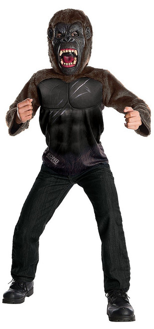 Deluxe King Kong Boy Costume