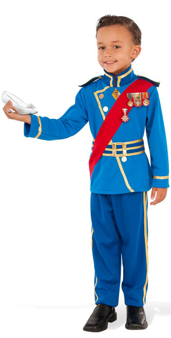 Royal Prince Boys Costume